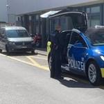 Szolgálatba állt a legnagyobb Tesla rendőrautó-flotta