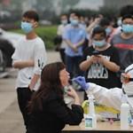 Fordulat Kínában – nincs új megerősített fertőzés