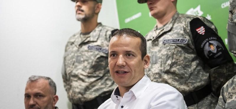 Toroczkaiék létrehozták a Magyar Gárda örökébe lépő Nemzeti Légiót