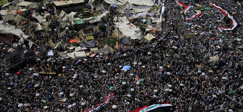 """""""Nincs más Isten, csak Allah"""" - fegyveres összecsapás Egyiptomban"""