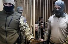 Kercsi incidens: Moszkva meghosszabbította az ukrán tengerészek előzetes letartóztatását