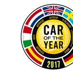 Megvan a nyertes: ez lett Az Év Autója 2017-ben