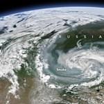 Klímakatasztrófa élőben: akkora futótüzek tombolnak Oroszországban, hogy az űrből is látszik a füstjük