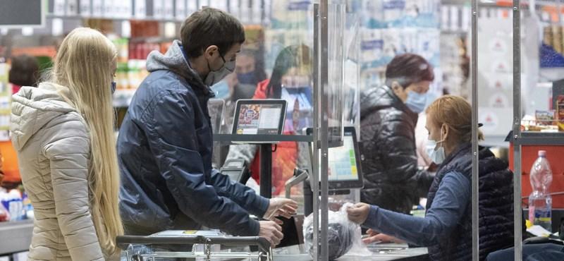Rendeletben mondta ki a kormány: néha ihatnak a bolti dolgozók