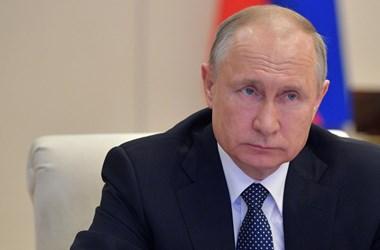 Vlagyimir Putyin szerint a Nyugat ellenőrzés alá akarja vonni Oroszországot