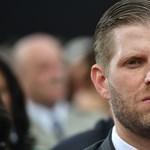 Leköpték Donald Trump fiát, Eric Trumpot