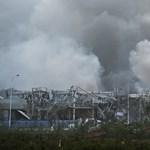 Óriási tűzgolyók Kínában: 44 halott, 400 sebesült