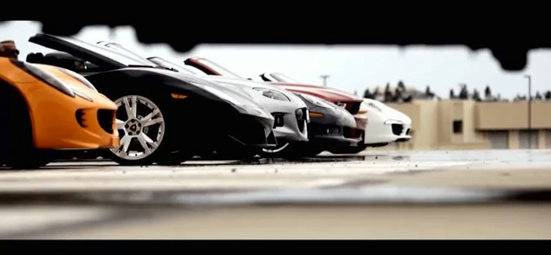 Szégyent hoz a szuperautókra a kis Mazda MX-5 – videó