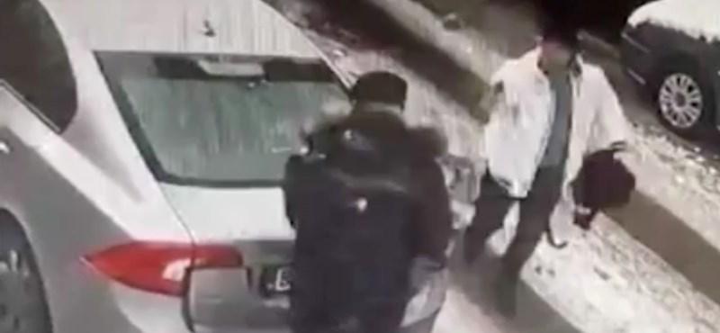 A szerb maffia bérgyilkosának ügye miatt volt közlekedési káosz Budapesten