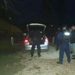 Emberkereskedőre csaptak le a rendőrök – Videón, ahogy elfogják a férfit