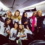 Fotó: berepültek a Victoria's Secret angyalai