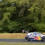 Loeb volt a világhírű autósport-fieszta leggyorsabbja