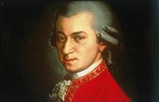 Mozart egyik kéziratát árverezik el Párizsban