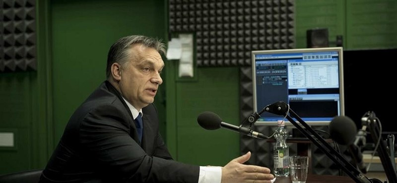 """Orbán: """"Nem akarok brókerellenes hangulatot kelteni, de azért láttunk már brókert"""""""