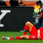 Cristiano Ronaldo focivébéje - fotógaléria
