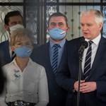 Önállósodni kezdtek Kaczynski szövetségesei, inog a lengyel kormány