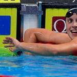 Megdöntötte Hosszú Katinka nyolcéves rekordját Katie Ledecky