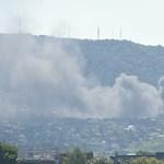 Hatalmas füst borította be Óbudát - fotók