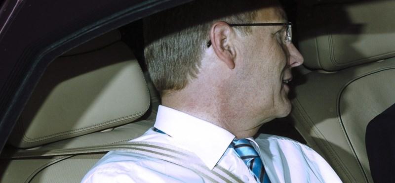 Bejelentés lesz: a német államfő nemsokára lemondhat