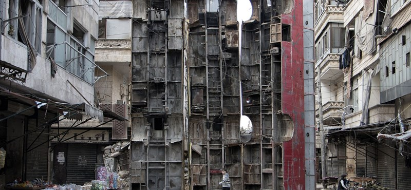 Kormányerők sikere Szíriában
