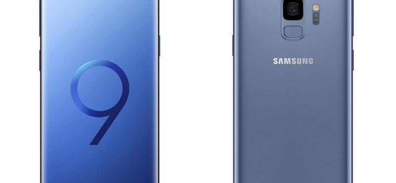 Itt a Samsung Galaxy S9, megérkezett az elég durva kamerás új csúcsmobil