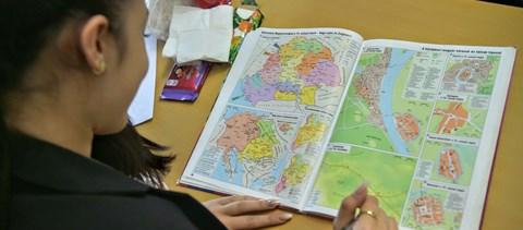 Milyen atlaszokat használhattok a töriérettségin?