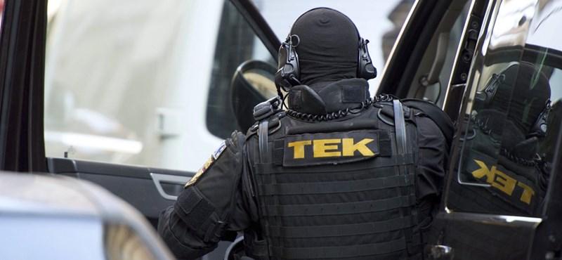 Feloldotta a soproni lezárásokat a TEK