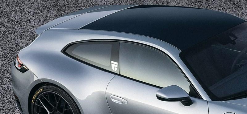 Szentségtörés vagy instant siker: Hogy tetszik a kombi Porsche 911?