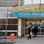 Nincs szakorvos a Margit kórházban, nehézkes a gyomorvérzéses betegek ellátása