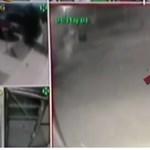 Videó: A műsorvezetők is jót röhögtek a rendőrkapitányság kísértetén