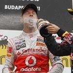 Fotók: Button nyerte a Magyar Nagydíjat