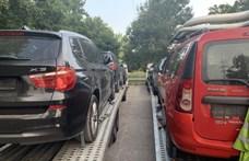 Májusban már kezdtek használt autókat nézegetni a magyarok