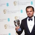 DiCaprio filmje díjesőben részesült