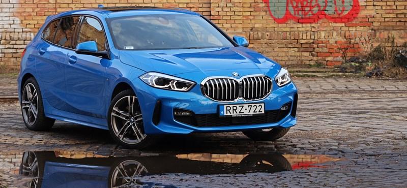 Leteszteltük a 2020-as Év Autója döntős 1-es BMW-t