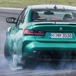 Kiszivárgott gyári fotók: íme a szerdán debütáló új BMW M3 és M4