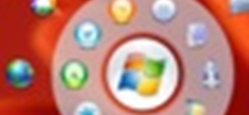 Dock őrület: legyen önnek is kör alakú Dockja a Windowson