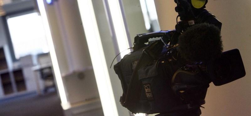 Elfogtak egy ukrán tévéstábot Fehéroroszországban, de nem árulják el, hogy miért