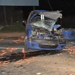 Fotók a pilisvörösvári halálos baleset helyszínéről