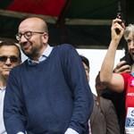 Botrányát követően lemondott a brüsszeli polgármester