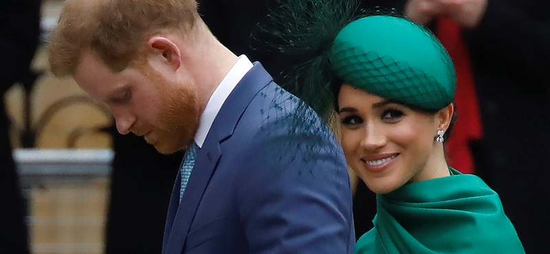 Lehet, hogy Harry herceg és Meghan Markle most tényleg túl messzire ment