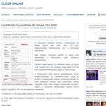 Már 750 ezer magyarországi tag a Facebookon