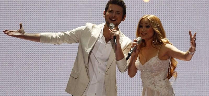 Azerbajdzsán nyerte az Eurovíziós Dalfesztivált