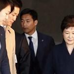 Hosszú börtönt kapott a volt dél-koreai elnök