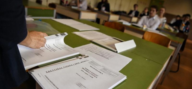 Nemzeti Pedagógus Kar: a nem felvételiző diákok akár megajánlott jegyet is kaphatnának az érettségin