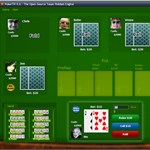 Így pókerezhet a világgal, akár munka közben is