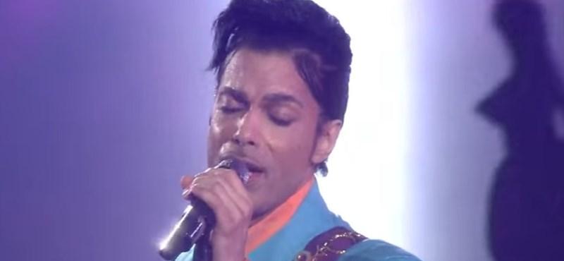 Nem gyanúsítanak senkit Prince halála miatt