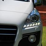 Peugeot 3008 hibrid teszt: lassan járj, ingyen mész