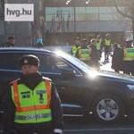 Megint vonul a kínai delegáció, ezeket a járatokat nem lehet használni