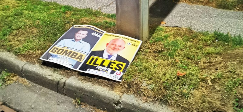 A szekszárdi önkormányzatban találták meg az ellenzék plakátjait, a rendőrség szerint nem történt lopás