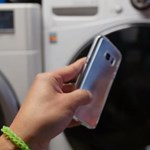 Vízálló? Ez történik, ha egy Galaxy S7 a mosógépbe kerül – videó